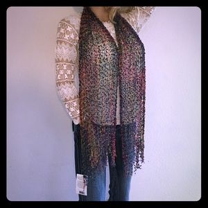 NWT Accent Scarf